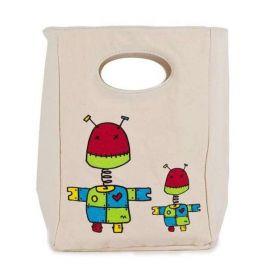 Classic Lunchtasche - Robots
